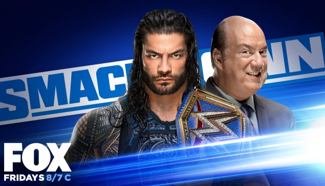 Preview : WWE SmackDown du 25 septembre 2020