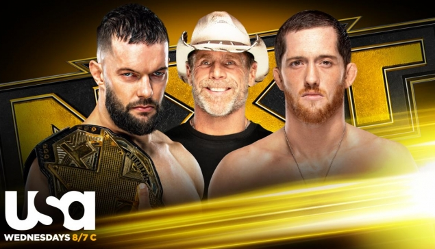 Preview : WWE NXT du 30 septembre 2020