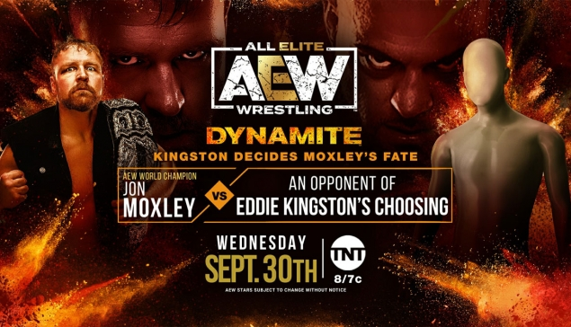 Preview : AEW Dynamite du 30 septembre 2020