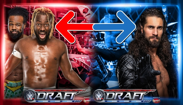 WWE Draft 2020 + quiz ! - Récatch 53