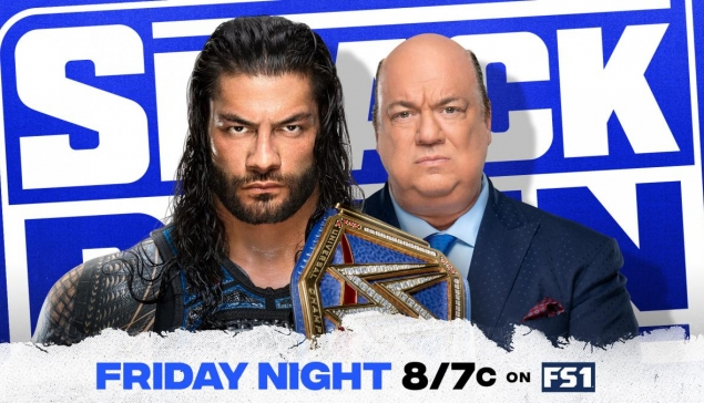 Preview : WWE SmackDown du 23 octobre 2020