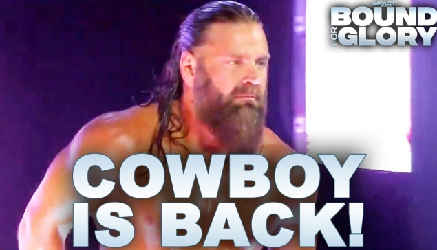 Bound for Glory : James Storm fait son retour
