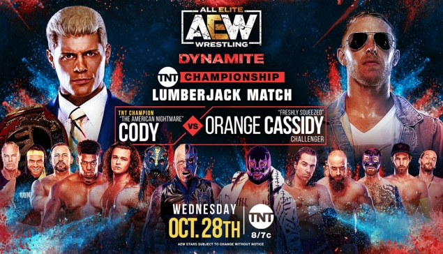 Preview : AEW Dynamite du 28 octobre 2020