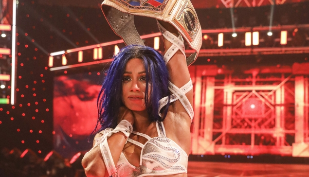 Hell in a Cell : Sasha Banks écrit l'histoire