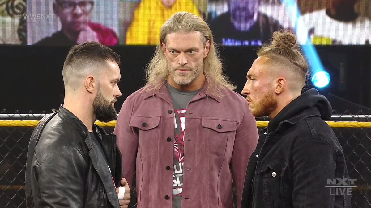 WWE NXT : Edge exprime son intérêt pour le championnat - Catch-Newz