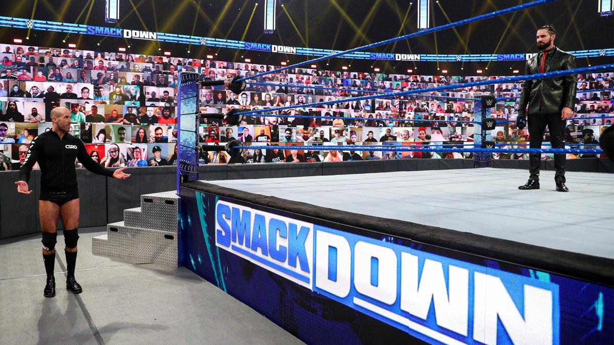 Burn it Down : Seth Rollins de retour à SmackDown - Catch-Newz