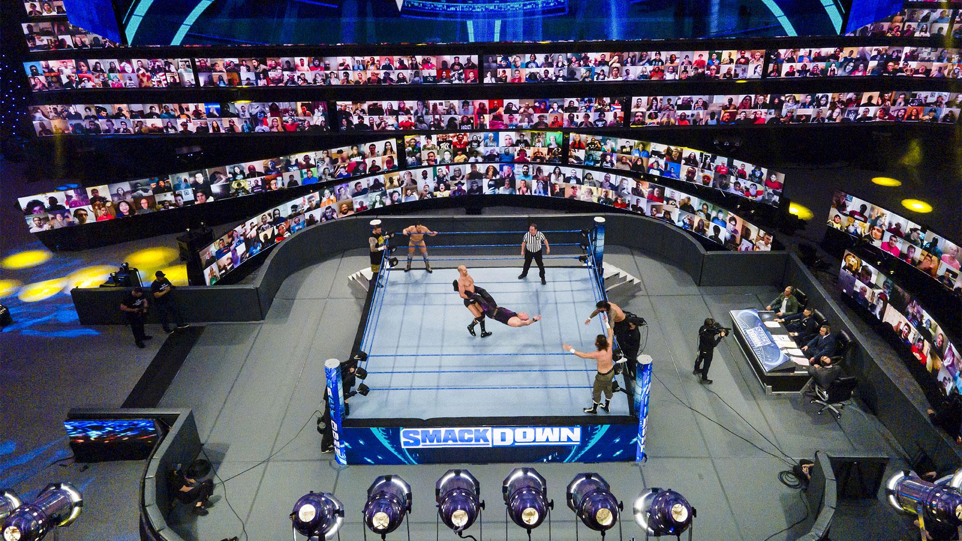 Un catcheur devient producteur de SmackDown - Catch-Newz