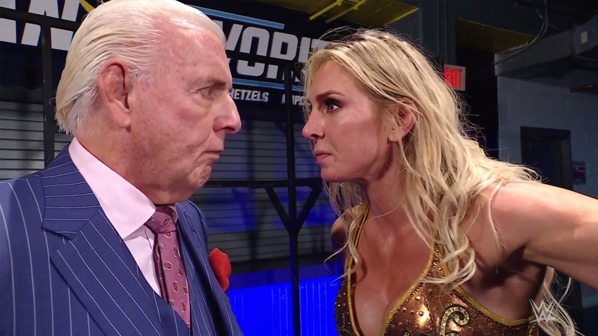 La fin de l'histoire entre Charlotte Flair et Lacey Evans ? - Catch-Newz