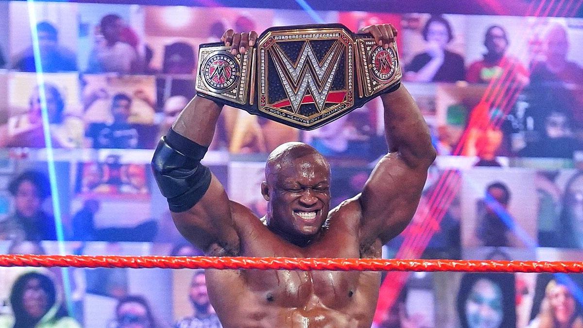 RAW : Bobby Lashley nouveau champion WWE - Catch-Newz