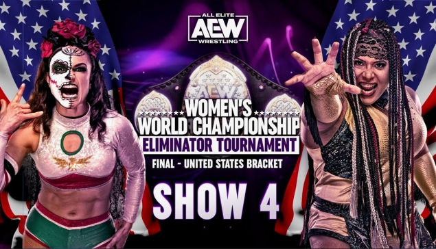 Résultats de AEW Women's Eliminator Tournament du 1 mars 2021