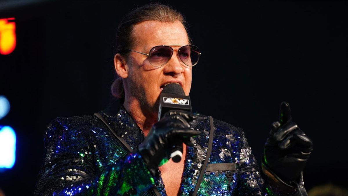 Chris Jericho sera commentateur d'un nouveau show AEW - Catch-Newz