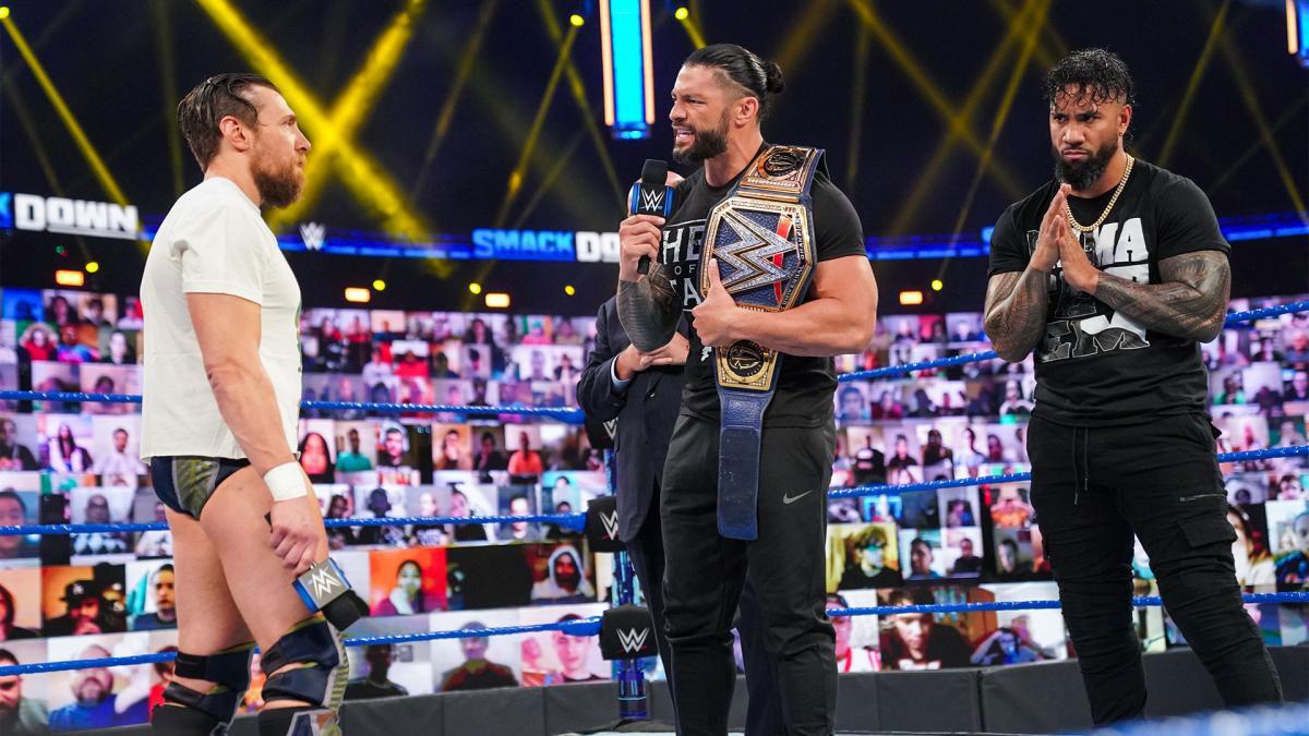 Roman Reigns devra défendre le titre Universal à Fastlane - Catch-Newz