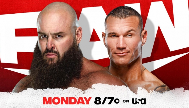 Preview : WWE RAW du 19 avril 2021