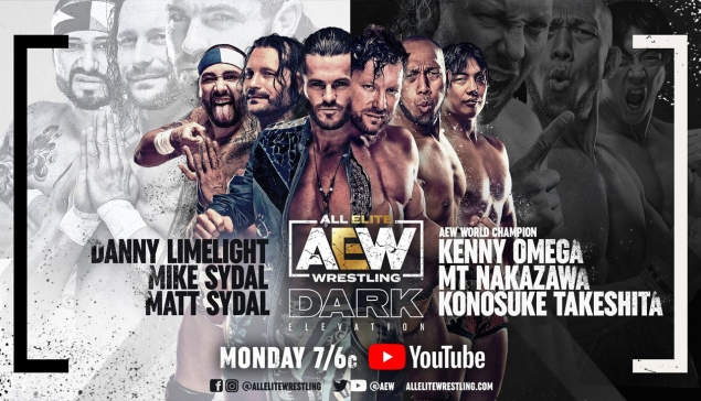 Résultats de AEW Dark Elevation du 19 avril 2021