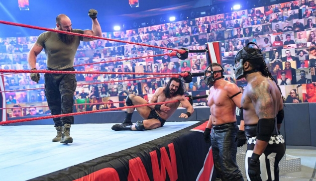 Résultats de WWE RAW du 19 avril 2021