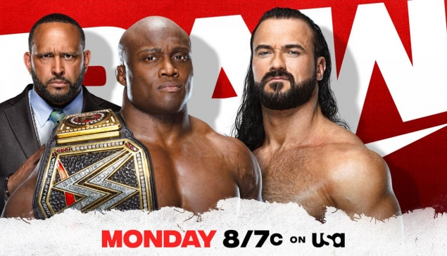 Preview : WWE RAW du 10 mai 2021