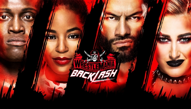 Résultats de WWE WrestleMania Backlash 2021