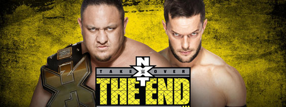 Resultats NXT TakeOver The End