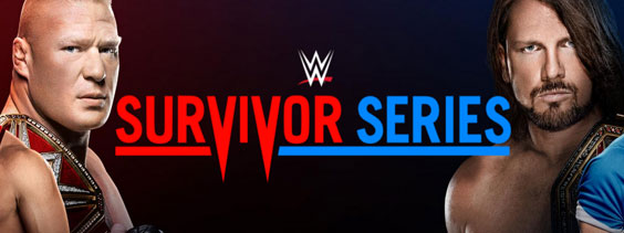 Affiche WWE Survivor Series 2017