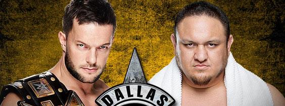 Resultats NXT TakeOver Dallas