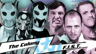Chikara The Colony VS FIST