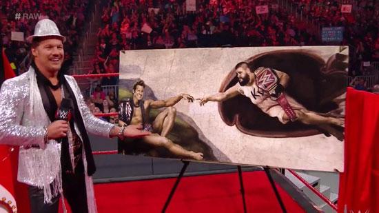 Resultats WWE RAW 13 fevrier 2017
