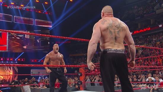 Resultats WWE RAW 14 novembre