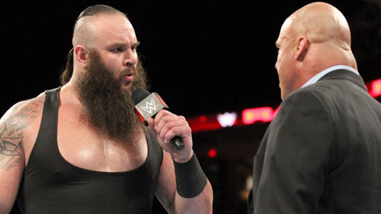 Resultats WWE RAW 17 avril 2017