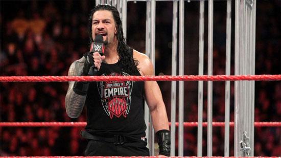Resultats WWE RAW 23 janvier 2017