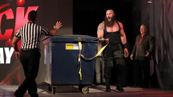 Resume WWE RAW 24 avril 2017