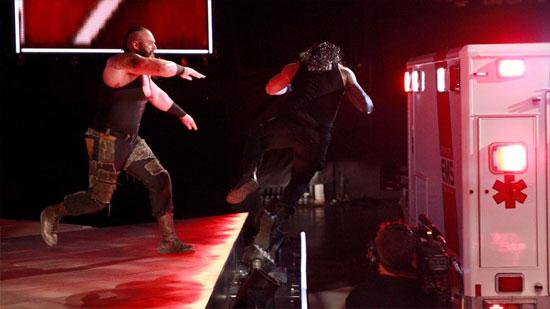 Resultats WWE RAW 26 juin 2017