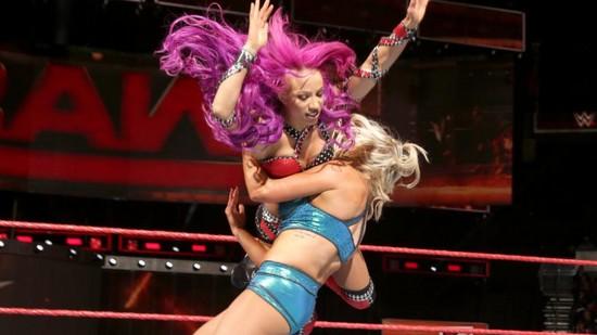 Resultats WWE RAW 28 novembre 2016