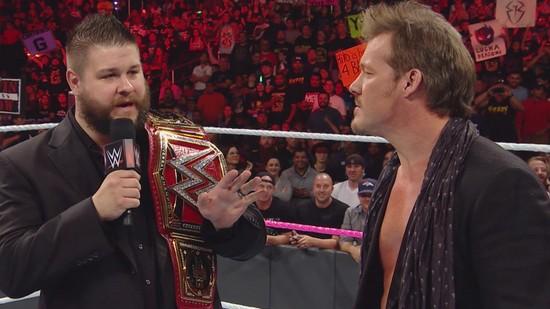 Resultats WWE RAW 3 octobre 2016
