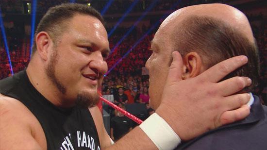Resultats WWE RAW 5 juin 2017