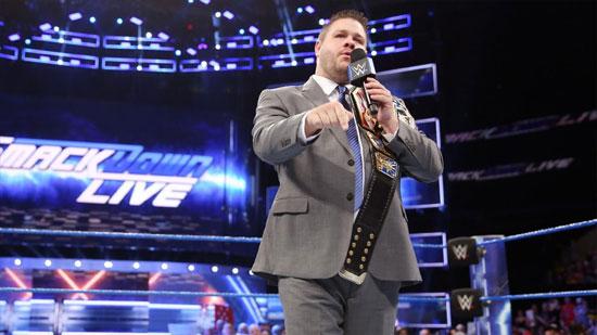 Resultats WWE SmackDown 11 avril 2017