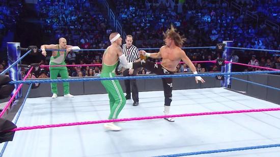 Resultats WWE SmackDown 11 octobre 2016