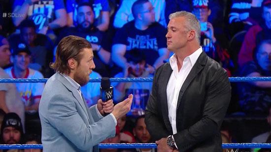 Resultats WWE SmackDown 19 decembre 2017