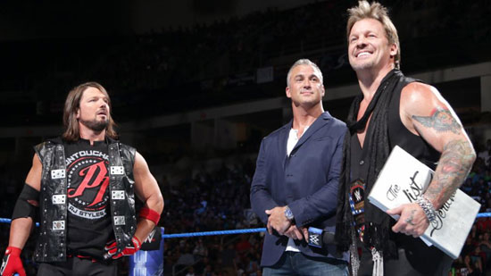 Resultats WWE SmackDown 2 mai 2017