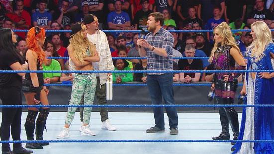 Resultats WWE SmackDown 20 juin 2017