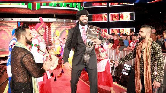 Resultats WWE SmackDown 23 mai 2017