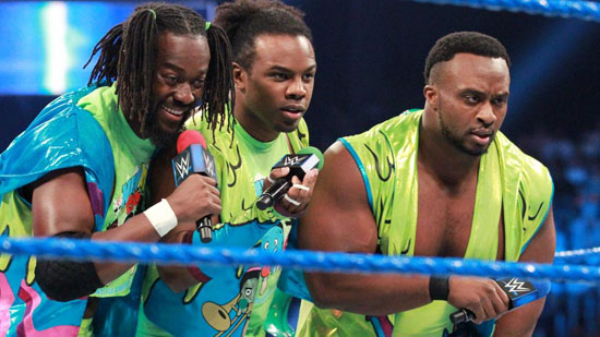 Resultats WWE SmackDown 30 mai 2017