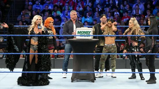 Resultats WWE SmackDown 6 juin 2017
