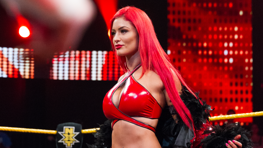 Eva Marie Source WWE