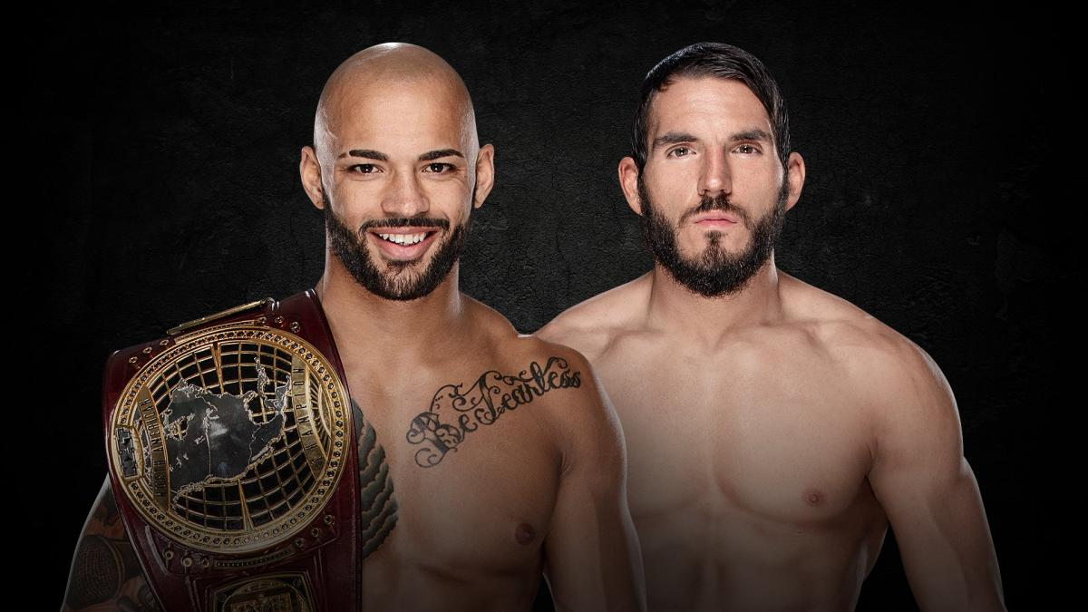 Ricochet vs Johnny Gargano NXT Takeover Phoenix