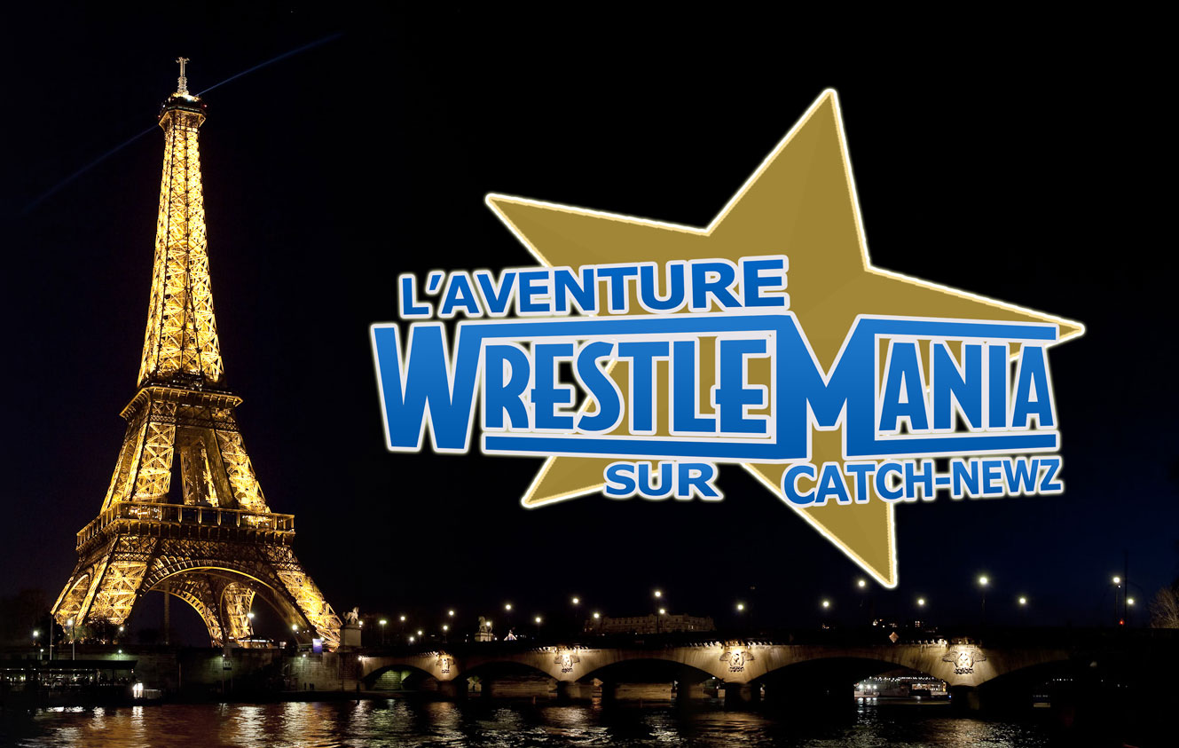 Evenement Paris AventureWM