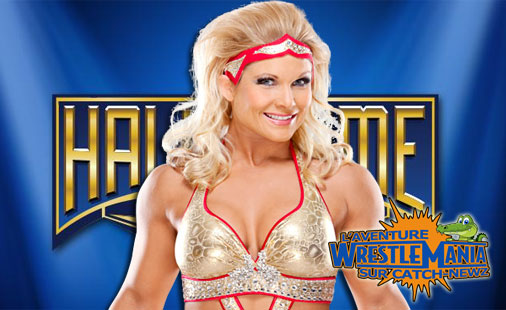 Hall of Fame Beth Phoenix