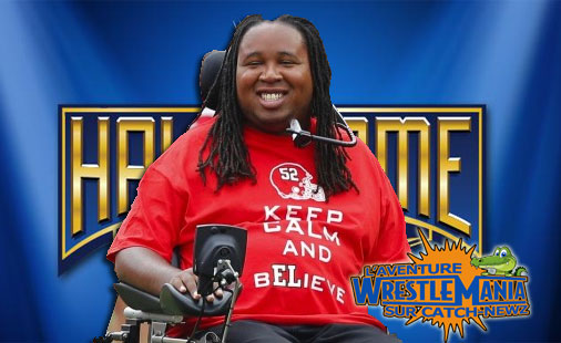 Hall of Fame Eric Legrand
