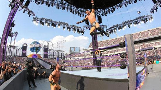 WrestleMania 33 KickOff